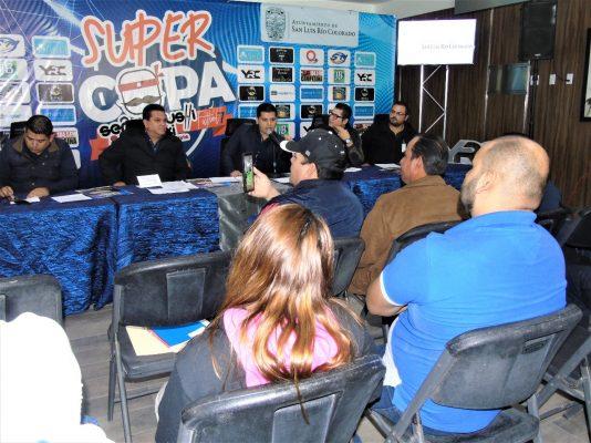 Convocan a SÚPER Copa de Fútbol 7