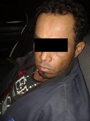 Arrestan a cafre del volante intoxicado