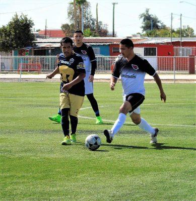Cardenales goleó 4-0 a Pumas