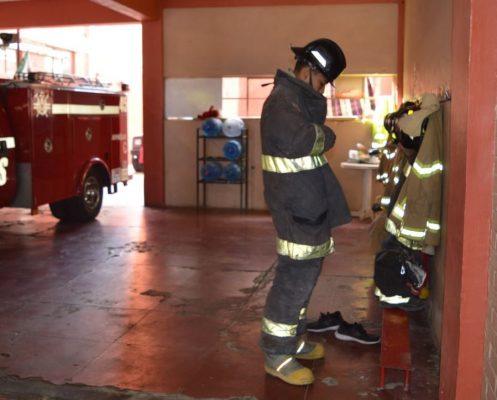 Reusados y útiles  Trajes de bomberos