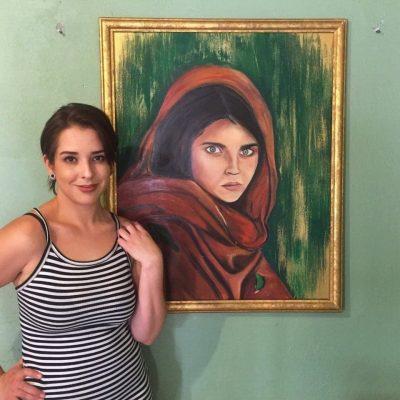 Stephanie Covarrubias Renació al descubrir su talento