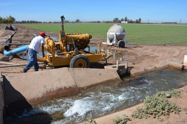 Pretenden despojar de agua a San Luis