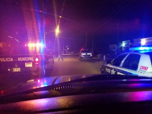 Pandilleros disparan a 2 jóvenes en ejido Lagunitas