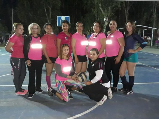 Tarde de gloria en el voleibol sanluisino