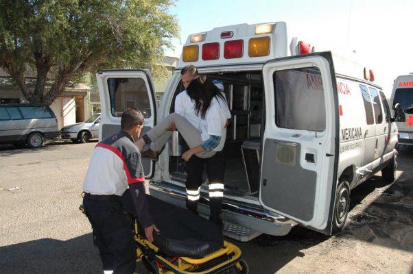 Cruz Roja atiende solo urgencias