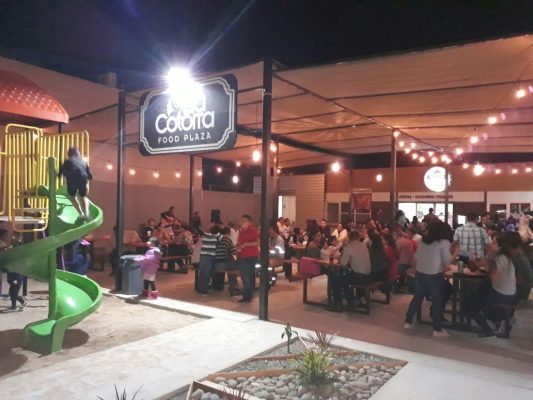 Beneficia economía plazas colectivas