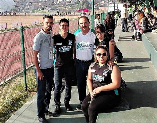 Van chicos UTSLRC a Jalisco