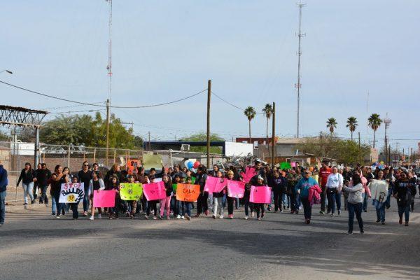 Alumnos contra el acoso escolar