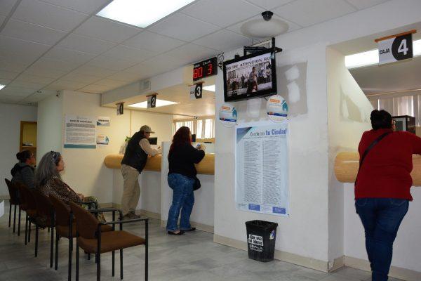 Sin servicio oficinas de gobierno por asueto