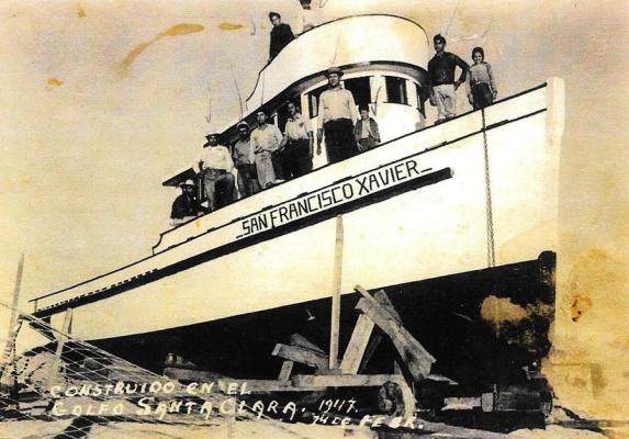 Proezas de pescadores  del Golfo de Santa Clara