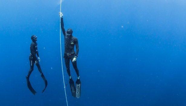 Logra sanluisino certificación de Apnea Freediver