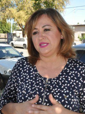 Regresa Karina Castillo a labores en el Cabildo