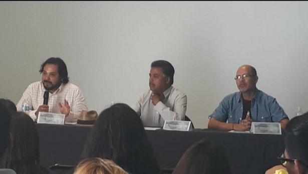 Comunicadores hablan de periodismo en San Luis