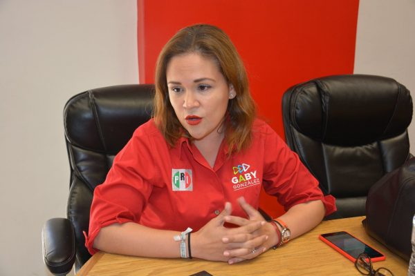 Gabriela González Navarro, es mujer sensible a carencias [Video]