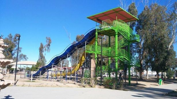 Clausurarán parques con fallas graves
