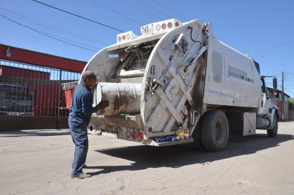 Se generan 60 toneladas de basura en el valle