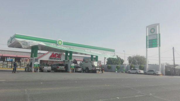 Baja competitividad en precios de gasolinas