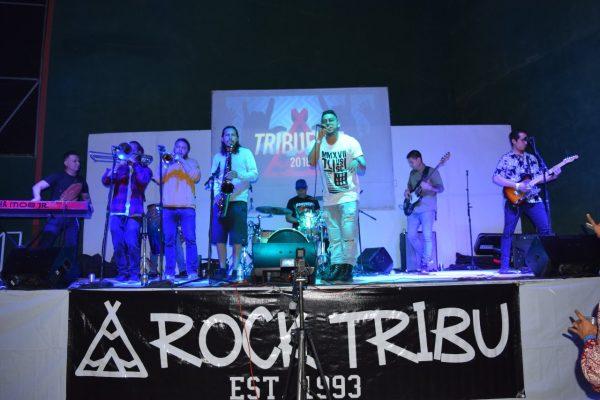 Música y artes plásticas en el Tribufest 2018