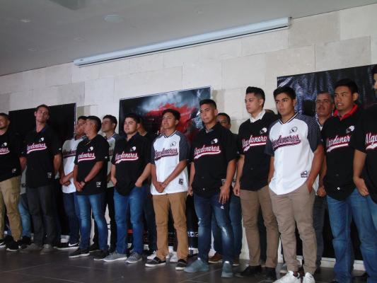 Presentan al nuevo equipo Algodoneros