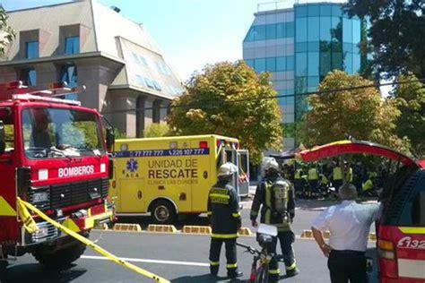 Explosión de gas en una clínica de Chile deja al menos tres muertos