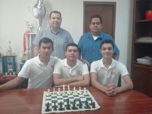 Alumnos del Cobach al nacional de ajedrez