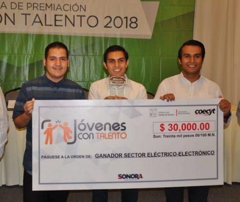 Ganan jóvenes con talento en SL