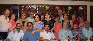 Festejaron a papás Rotarios