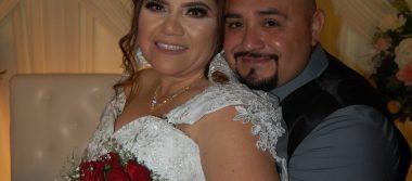 Elegante boda de Ariana y Francisco