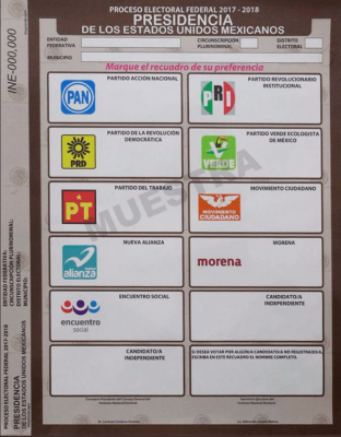 Sigue desinterés político en San Luis