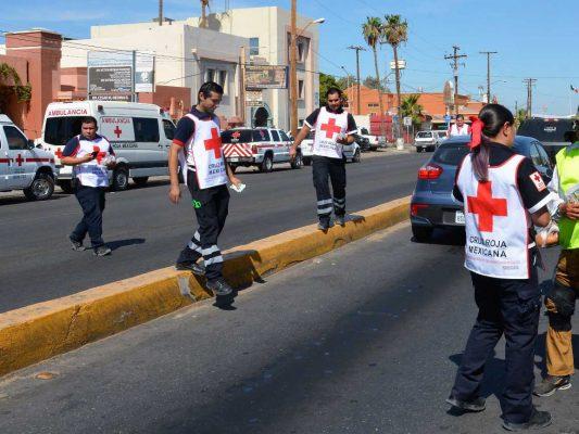 Preparada Cruz Roja para atender contingencia por calor