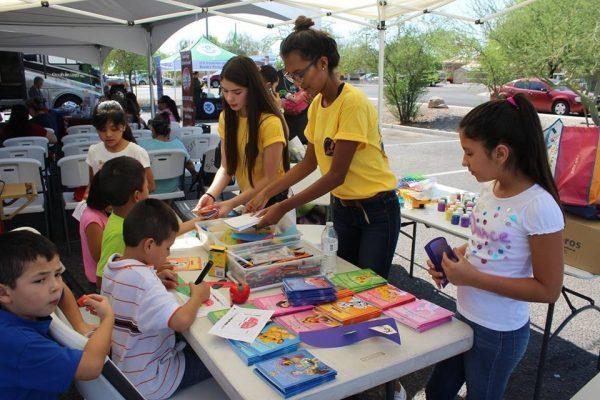 Preparan agencias apoyo a niños en regreso a clases