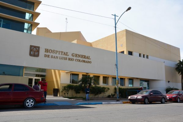 Roban de Hospital General 42 mil pesos
