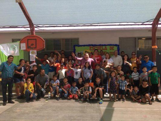 Cientos de niños aprovecharon cursos de verano gratis en escuelas