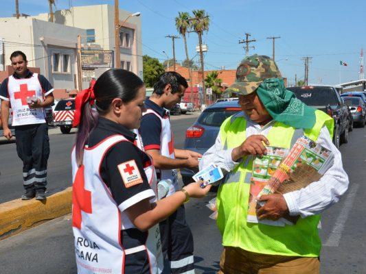 """Inician Cruz Roja """"ambulancia Social"""""""