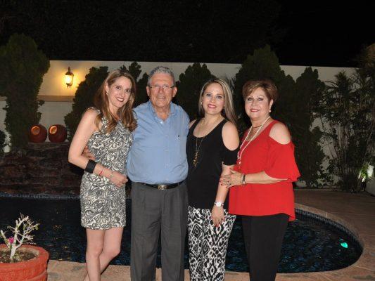 Festejo por cumpleaños de Rafael Godoy Jaramillo
