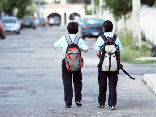 Mañana más de 39 mil alumnos a la escuela