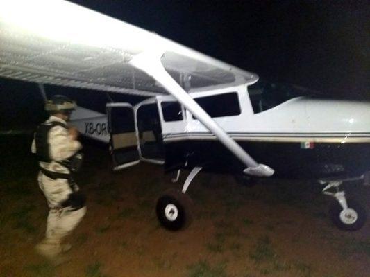 "Aterrizaje clandestino en San Felipe ""De Película"""