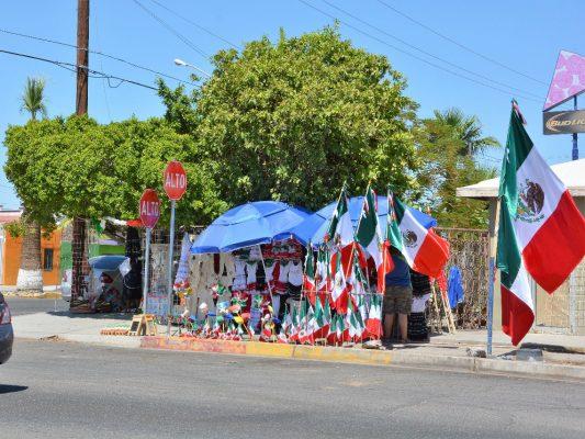 El fin de semana se festejará la independencia de mexico