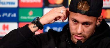 Neymar, No regresa