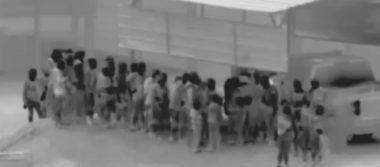 Arrestan 166 indocumentados en menos de 5 horas