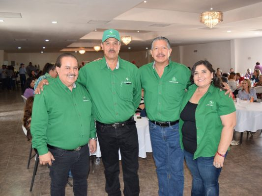Eligieron al nuevo Comisario del ejido San Luis