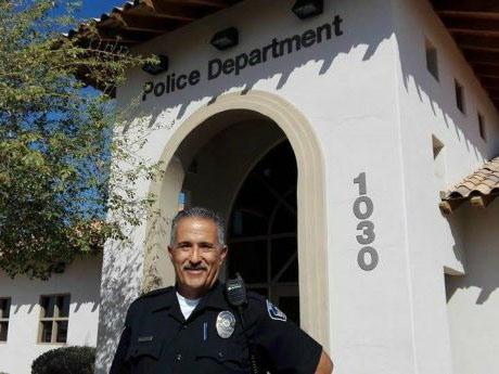 "Anuncian retiro ""limpio"" de policía acusado de fraude"