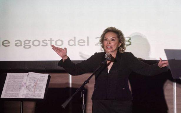 Elba Esther Gordillo asegura que sigue siendo presidenta del SNTE