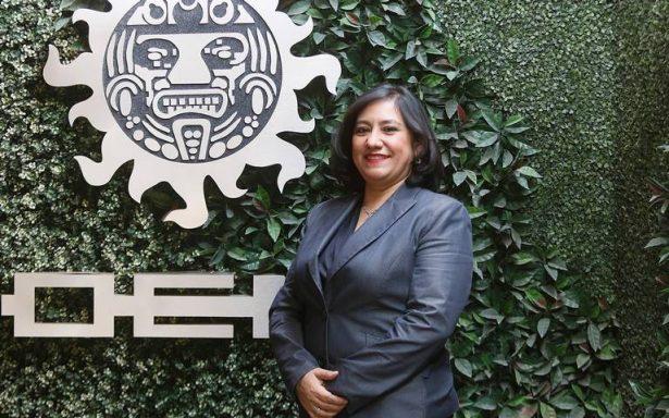 No buscamos charales ni chivos expiatorios: Irma Eréndira Sandoval