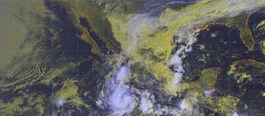 Se forma la tormenta tropical Willa frente a Colima y Michoacán