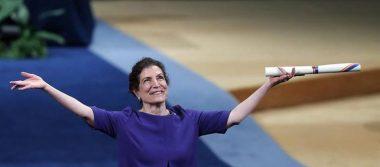 Periodista mexicana gana Premio Princesa de Asturias