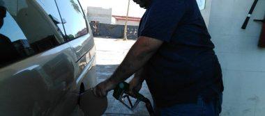 Da respiro a residentes mismo precio  de gasolina