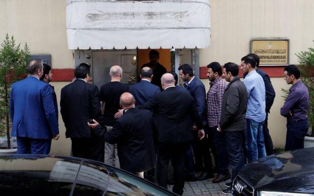 Tras desaparición de periodista, Turquía registra consulado saudita