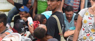 Senadores priistas exhortan a garantizar seguridad de la Caravana Migrante de Honduras