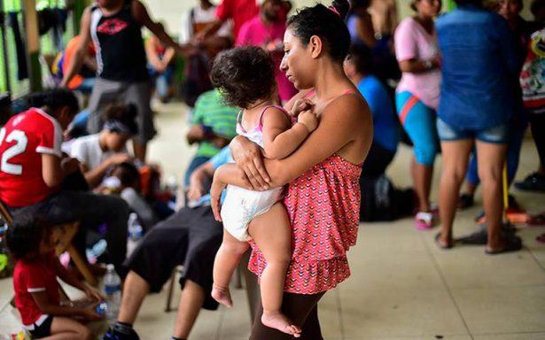 Regresan a Honduras 2 mil migrantes de la caravana: Jimmy Morales